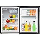 Magic Chef MCBR240S1 Refrigerator, 2.4