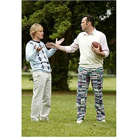 Vince Vaughn Wedding >> Wedding Crashers Vince Vaughn Playing Football With Owen