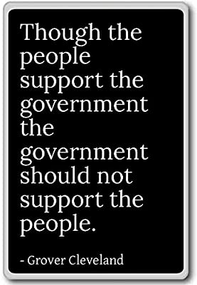 Amazon Com Though The People Support The Government T