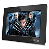 ETEPON Raspberry Pi Screen 7 Inch HDMI Monitor TFT Display 1024 x 600 for Raspberry Pi 3 2 Model B+ 3B 2B B+ A+ A EP007