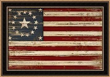 Amazon American Flag