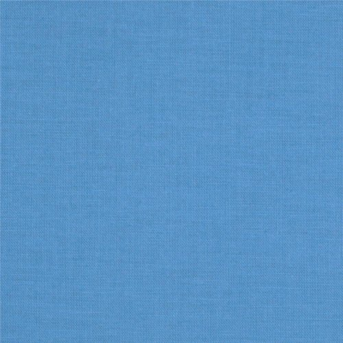 Robert Kaufman Kona Cotton Blue Jay Fabric By The Yard