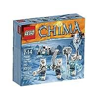 LEGO Chima Ice Bear Tribe Pack