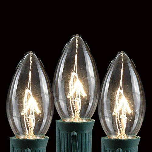 Replacement Clear Christmas Light Bulbs: Amazon.com