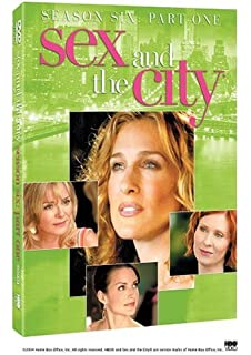 Sex and the city dvd series 1