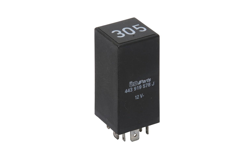 URO Parts 443919578J A//C Clutch Relay