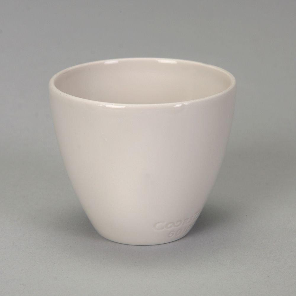 Crucible, Porcelain, High Form, 50 mL