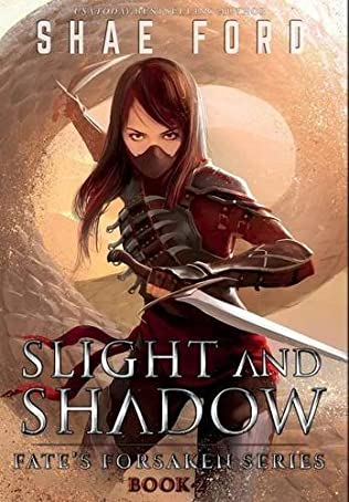 book cover of Slight and Shadow