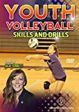Youth Volleyball Skills and Drills DVD featuring Coach Julie Torbett