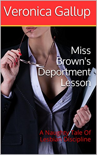 Teaching Her a Lesson: An Erotic Tale