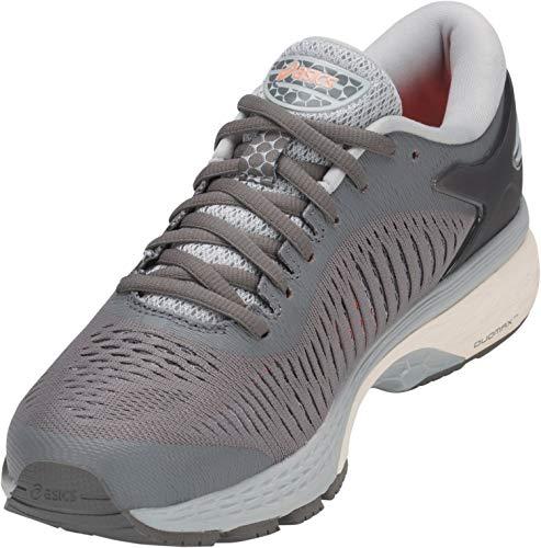 ASICS Gel-Kayano 25 Women's Running Shoe, Carbon/Mid Grey, 5 2A US by ASICS (Image #2)