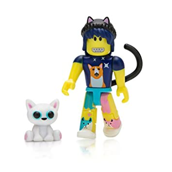 Roblox Series 1 Celebrity Collection Action Figure Mystery Box + Virtual  Item Code 2 5 (Bloggin All Cats)