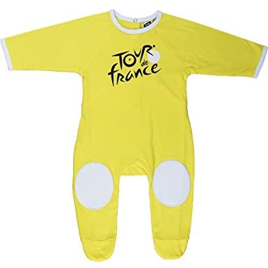 Tour de France apos;Pijama Greno uillere Baby Ciclismo ...