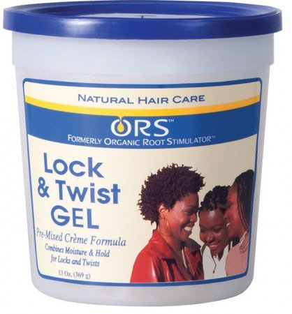 Organic Root Stimulator Lock & Twist Gel, 13 oz (Pack of 4) (Organic Root Stimulator Lock & Twist Gel)