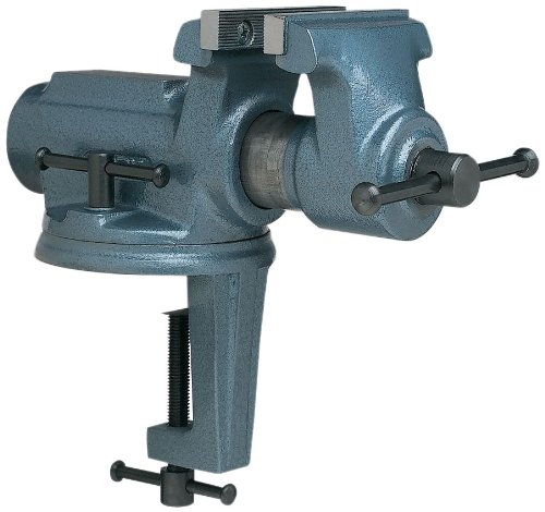 Wilton 63247 Cbv-100, Super-Junior Vise, 4-Inch Jaw Width, 2-1/4-Inch Jaw Opening