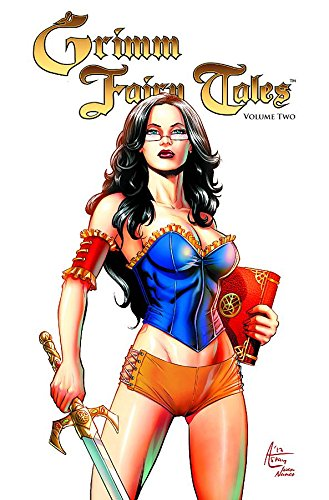 Grimm Fairy Tales Volume 2 (Grimm Fairy Tales Graphic Novels)