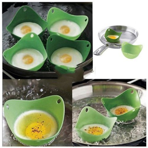 amazing-trading(TM) Egg Poach Mould Best Fried Fry Frier Oven Pancake