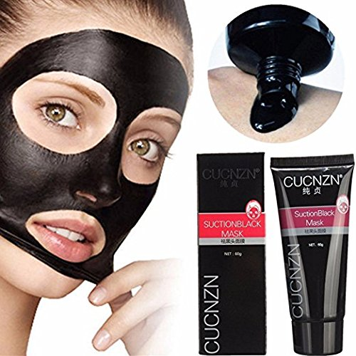CUCNZN Suction Black Mask, 60 g