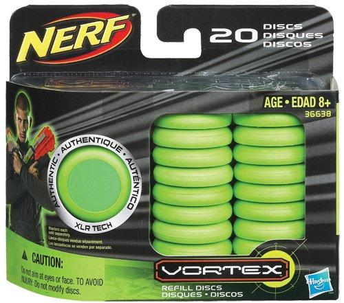 [UK-Import]NERF Vortex Ammo Refill 20pk Toys