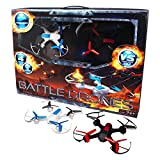 Alta Quadcopter Battle RC Drones Scout and Divebomb with 2.4GHZ Remote Control