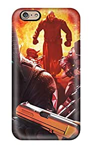 AmandaMichaelFazio LvPKnva7541tcBAp Case For Iphone 6 With Nice Operation Raccoon City Appearance