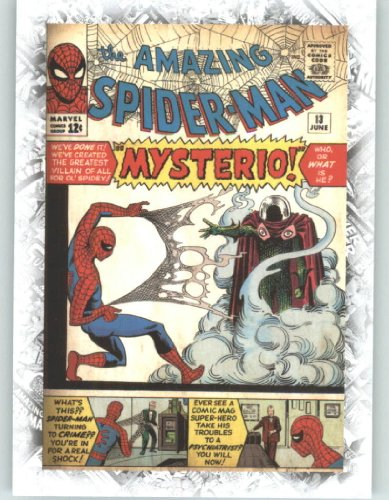 Marvel Beginnings Breakthrough Cover Issues #B23 Amazing Spider-Man #13 (Non-Sport Comic Trading Cards)(Upper Deck - 2011 Series 1) from Marvel