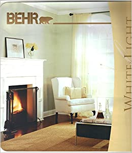 Behr White U0026 Light Collection, Interior Exterior Acrylic Paint Finishes,  Brochure, Color Chips/samples: Behr Proccess Corp, Home Depot, Masco  Company: ...