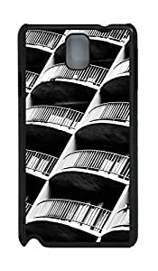 Fashion Style With Digital Art - And Ever Fall In Love With Someone Like You Skid PC Back Cover Case for Samsung Galaxy Note 3 N9000