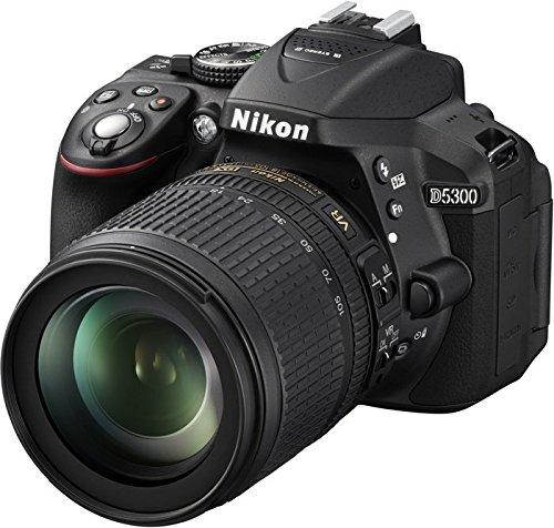 Nikon D5300 SLR-Digitalkamera schwarz Nikon D5300 SLR-Digitalkamera schwarz