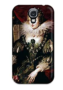 7696967K88861169 Flexible Tpu Back Case Cover For Galaxy S4 - Baroque Art
