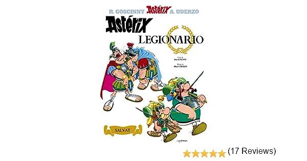 Astérix legionario: Asterix Legionario Castellano - A Partir ...
