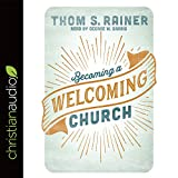 img - for Becoming a Welcoming Church book / textbook / text book