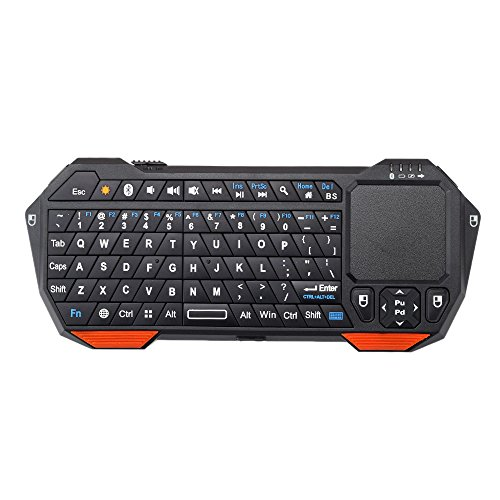 Mini Portable Wireless Bluetooth 3.0 Keyboard With Touchpad