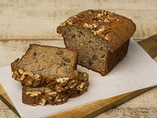 Banana Nut Bread - Jumbo $6.99 SHIPPING on all orders, mix and match with our other delicious flavors. ()