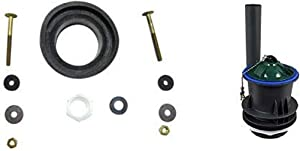 American Standard 047158-0070A Tank to Bowl Coupling Kit AND American Standard 3174.105-0070A Champion Universal Replacement Flush Valve