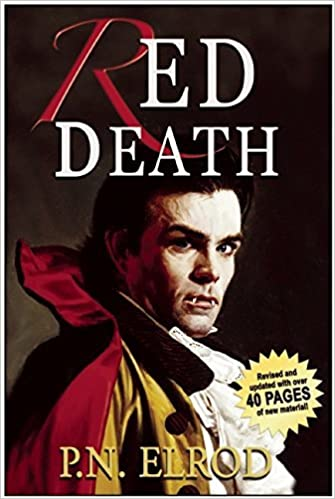 Book Red Death: Being the First Book in the Adventures of Jonathan Barrett, Gentleman Vampire by P. N. Elrod (March 11,2004)