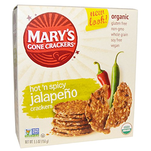 Organic Mary's Gone Crackers, 10 oz bag - 2 ct: Amazon.com