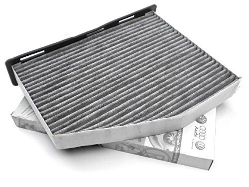 Genuine Volkswagen Cabin Air Filter, 1K1-819-653-B