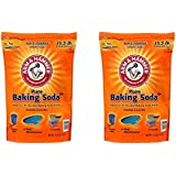 ARM & HAMMER Baking Soda, 13.5 Pound (2 Pack)