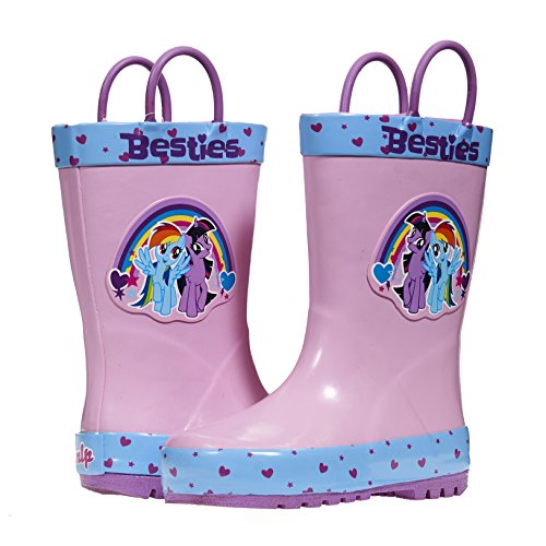 My Little Pony Rain Boot for Kids, Available in MLP Shoes for Girls Pink