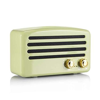 Alian Vintage Bluetooth Speaker