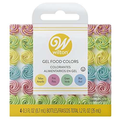 Wilton Gel Food Color