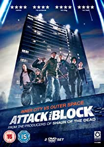 Attack The Block [DVD] (15)