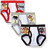 Disney Toddler Boys' Lion Guard 3pk Underwear, Assorted, 4T