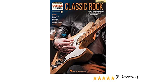 Classic Rock: Deluxe Guitar Play-Along Volume 7 (English Edition ...