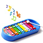 Kid 8-Note Xylophone Smart Clever Wis...