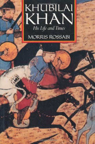 Khubilai Khan: His Life and Times (English and Chinese Edition)