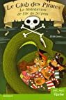 Le Club des Pirates, tome 1 : La Malédiction de l'île du Serpent par Huet Gomez
