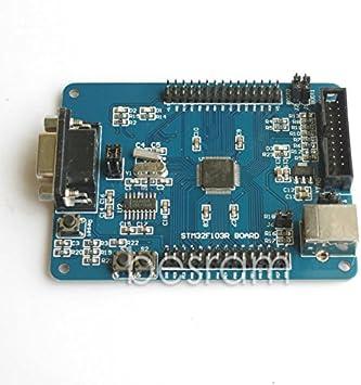 ARM Cortex-M3 STM32F103RBT6 STM32 development board RS232//UART JLink JTAG