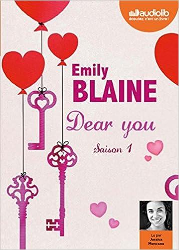 Lire un Dear you - saison 1: LIVRE AUDIO 1CD MP3 epub, pdf